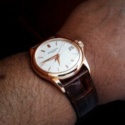 New here and want to share a snap of my Patek Philippe Calatrava
