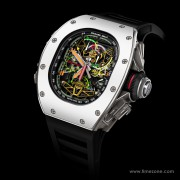 SIHH 2016: Richard Mille RM 50-02 ACJ Tourbillon Split Seconds Chronograph