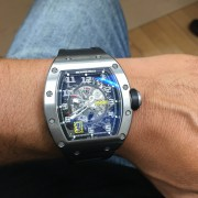 My Richard Mille story by WATCHJOE