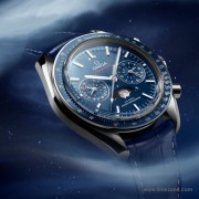 Every once in a blue moon… Speedmaster Moonphase Chronograph Master Chronometer