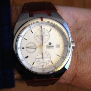 Watch Review: Tutima Saxon One Chronograph