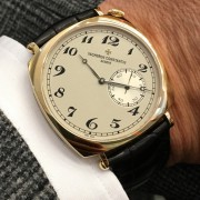 My first Vacheron – 1921 in yellow gold