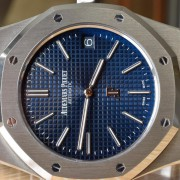 Up close with La Petite Tapisserie – Audemars Piguet Royal Oak 15202