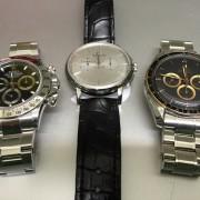 3 Chronographs, 3 Classic Movements: Zenith El Primero, Omega Caliber 1861 & Rolex 4130