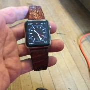 Apple Watch for a disabled watch fanatic – impressions after 30 days by NATP