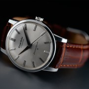 The first Grand Seiko – in stainless steel