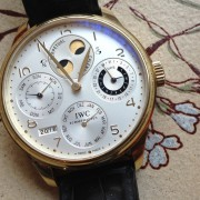 This is the most special date to have a perpetual calendar: IWC Portuguese Perpetual Calendar