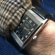 Anyone else with a Jaeger-LeCoultre they've been wearing and enjoying lately?