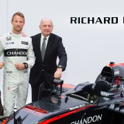 McLaren-Honda announces new 10-year partnership with Richard Mille