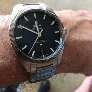 Unboxing: My Omega Globemaster experience by ERIC