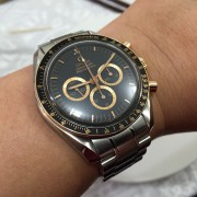 Finally back in my stable – Omega Speedmaster Professional Apollo 15 – 35th Anniversary