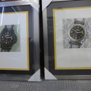 "I added two new pieces today: Panerai PAM360 ""Decade"" and PAM201/A ""Mulliganeers"" by Eng Tay"