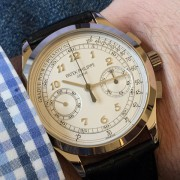 "A few ""simple"" chronographs: VC Patrimony & Historiques, Patek 5170 & Lange 1815"
