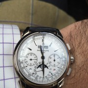 Patek Philippe 5270G – I am looking forward to the jump from February to March