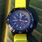 Almost at Depth & In-Depth Look at the Timex Intelligent Quartz Depth Gauge by DAMON MICHAU