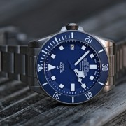 Tudor Blue Pelagos makes a compelling argument in the value-for-money category