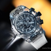 Hublot bares it all with the Big Bang Unico Sapphire