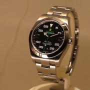 LIVE quick & dirties from the Rolex booth at Baselworld