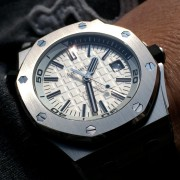 I haven't posted this one yet: Audemars Piguet Royal Oak Offshore Diver ref. 15710