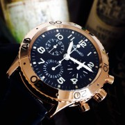 Last week I received this 17 year old beauty: Breguet Type XX Aéronavale