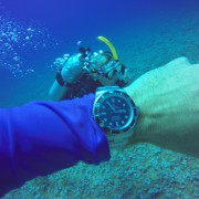 Anyone up for a dive? Rolex Sea-Dweller 4000 content