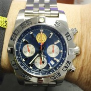 On the Wrist – Chronomat Limited Edition PDF Patrouille de France