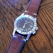 Just got this vintage Glycine Airman back from the watchmaker (vintage 1967)