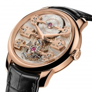 Introducing the Girard-Perregaux La Esmeralda Tourbillon Three Gold Bridges