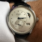 The Eagle has landed – Glashütte Original PanoMaticLunar