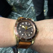 Got to spend some time with the Tudor Basel 2016 releases this weekend