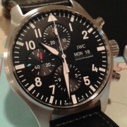 My new IWC Pilot Chrono Ref. 3777
