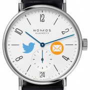 "NOMOS Glashütte introduces TangoSmart – the first smartwatch ""Made in Germany""?"