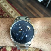 First GO has arrived – Glashütte Original PanoMaticLunar