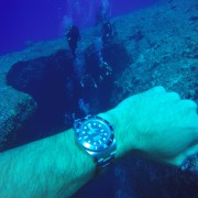 Sharks and Ship Wrecks with the Rolex Sea-Dweller 4000