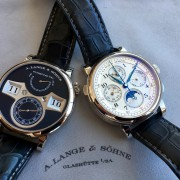 Lonely Boys: A. Lange & Söhne  Zeitwerk and 1815 QP