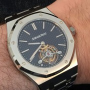 Which Audemars Piguet to keep – Tourbillon, RO Chronograph or RO Jumbo 15202?