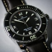 My service experience with BP – Blancpain Fifty-Fathoms