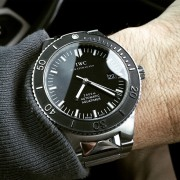 Random thoughts on IWC Aquatimer designs