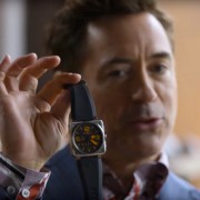 Robert Downey Jr. Shares his Bell & Ross BR 01-94 Titanium Orange