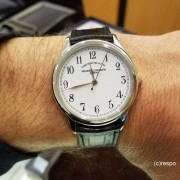 Watch review: Vacheron Constantin Historiques Chronometre Royal 1907 in Platinum