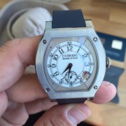 Unboxing & Watch Review:  FP Journe Elegante 48 on the wrist
