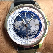 Just arrived: Jaeger-LeCoultre Geophysic Universal Time