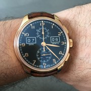 New acquisition: IWC Portugieser Perpetual Calendar Digital Date-Month Ref. 3972