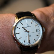 Finally made the decision – Jaeger-LeCoultre Geophysic True Second