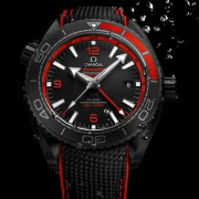Introducing the Omega Seamaster Planet Ocean Deep Black