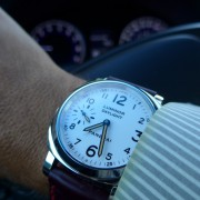 From earlier this morning, added a white dial Panerai – Luminor Daylight PAM785