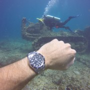Under-ocean fun with Rolex SeaDweller 4000