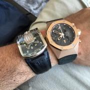 """A """"classy concept"""" – Urwerk UR-103 & Audemars Piguet Concept Tourbillon Chronograph"""