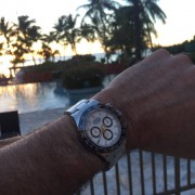 From Diving to Racing, I got the call – Rolex Daytona Cerachrom 116500 White