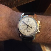 Entered the World & Tradition of Vacheron Constantin – Malte Perpetual Calendar Chronograph & Overseas Chronograph